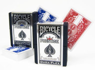 BICYCLE PRESTIGE DURA-FLEX Plastic Cards - 2 Decks