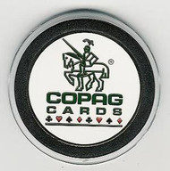 COPAG BRASS CARD COVER