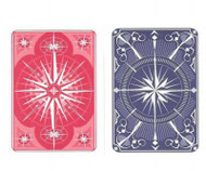 GEMACO STAR 100% Plastic Playing Cards - 2 Decks!