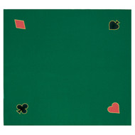 POKER FELT LAYOUT - SQUARE 40 x 40