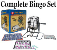 ALL-IN-ONE COMPLETE HOME BINGO SET