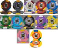 25 KINGS CASINO 13.5gm CLAY Poker Chips