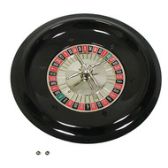 10 INCH HOME STYLE Roulette Wheel (with balls)