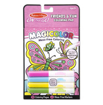 Magicolor Pad - Friends & Fun
