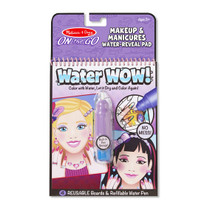 Makeup & Manicures Water Wow