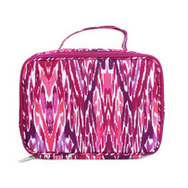 Tribal Fuchsia Lunch Tote