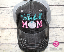 Volleyball Mom Trucker Hat (Limited Edition)
