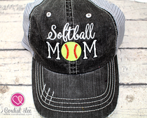 Softball Mom Trucker Hat (Limited Edition)