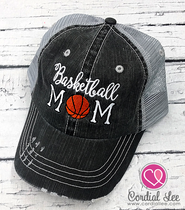 Basketball Mom Trucker Hat (Limited Edition)