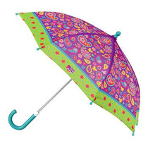 All Over Print Umbrella - Paisley Garden