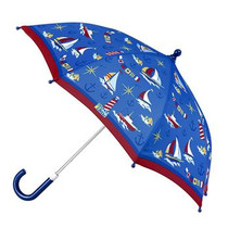 All Over Print Umbrella - Nautical