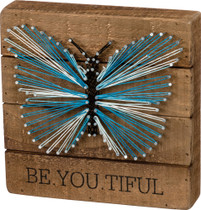 BeYOUtiful String Art