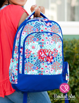 Garden Party Large Backpack