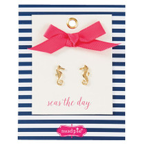 Seahorse Capri Earrings