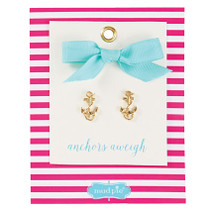 Anchor Capri Earrings