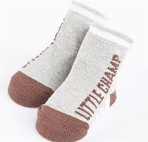 Boys Baby Socks - Little Champ