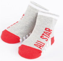 Boys Baby Socks - All Star
