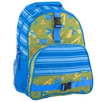 All Over Print Backpack - Construction