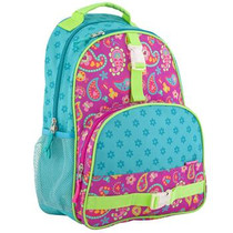 All Over Print Backpack - Paisley Garden