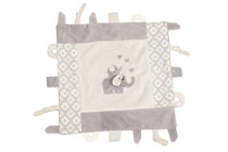 Emerson Elephant Multi function Blankie