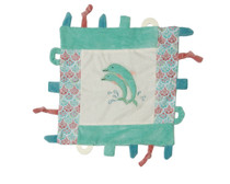 Daphne Dolphin Multi function Blankie
