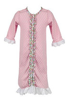 Sweet Pink Sack Gown