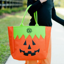 Halloween Treat Bag - Jack-O-Lantern