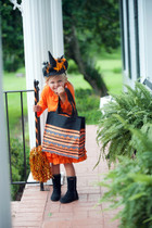 Trick-or-Treat Pattern Tote