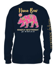 Simply Southern Long Sleeve Tee - Nanabear