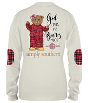 Simply Southern Long Sleeve Tee - Beary