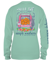 Simply Southern Long Sleeve Tee - Fall