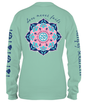 Simply Southern Long Sleeve Tee - Never