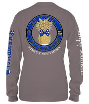 Simply Southern Long Sleeve Tee - Tail (Team Color Options)
