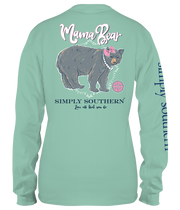 Simply Southern LS Tee - Mamabear