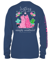 Simply Southern LS Tee - Preppy Sisters