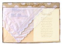 Mother Groom Handkerchief