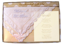 Mother Bride Handkerchief