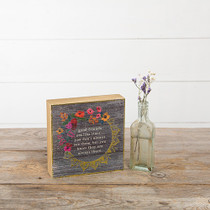 Bungalow Keepsake Wall Art - Good Friends