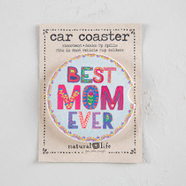 Car Coaster - Best Mom Ever