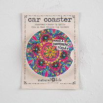 Car Coaster - Make a Difference