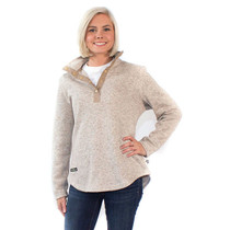 Simply Southern Knit Pullover - Pebble