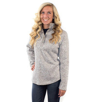 Simply Southern Knit Pullover - Smoke