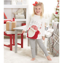 Santa Tunic Legging Set