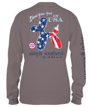 Simply Southern LS Tee - Balloon