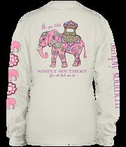 Simply Southern LS Tee - Elemandala