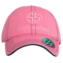 Simply Southern Logo Ballcap - Pink