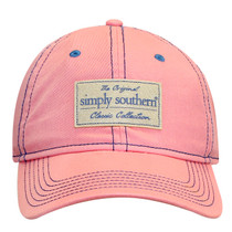 Simply Southern Ballcap - Classic - Peony
