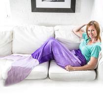 Mermaid Blankie Tail - Purple Ombre