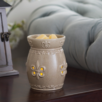 2in1 Flickering Warmer - French Lily
