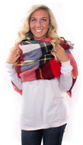 Simply Southern Blanket Scarf - Olivia